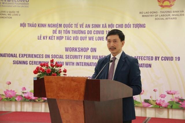 Vietnam estrecha cooperación internacional para promover el bienestar social - ảnh 1