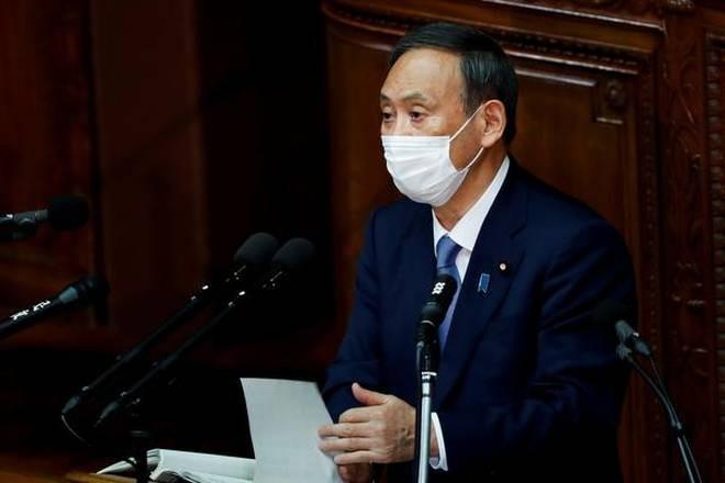 Premier japonés pronuncia el primer discurso sobre sus políticas en el Parlamento - ảnh 1
