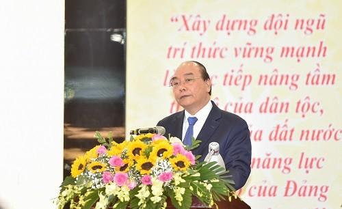 Premier vietnamita: Científicos son un tesoro nacional - ảnh 1