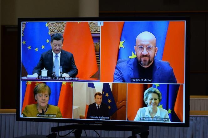 Unión Europea y China completan el acuerdo de inversión - ảnh 1