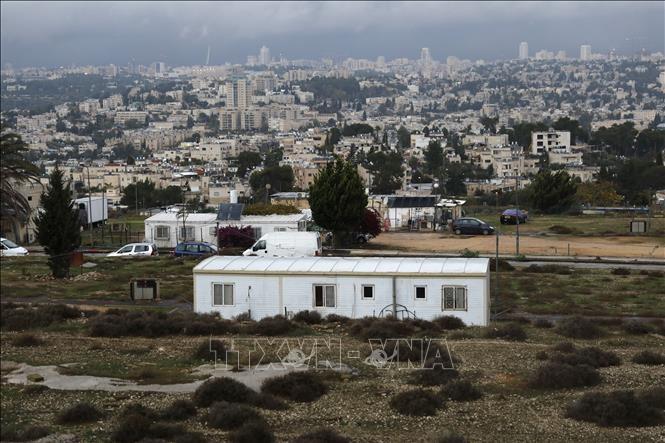 Israel ratifica la construcción de cerca de 800 viviendas en territorios ocupados - ảnh 1