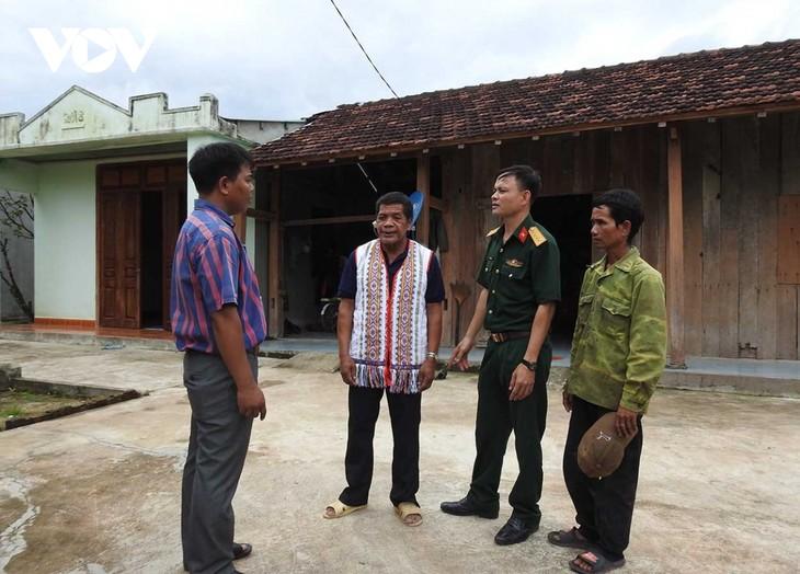 A Blong, el entrañable patriarca de la etnia Ro Mam en Kon Tum - ảnh 2