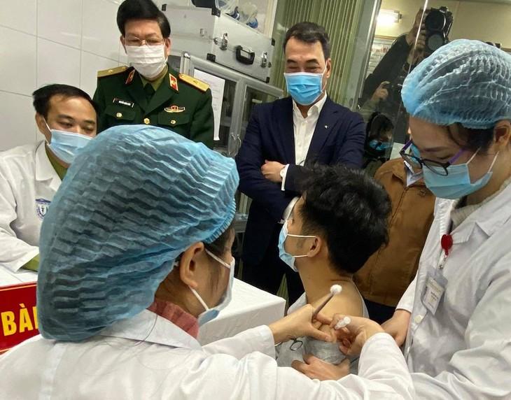Vietnam crea su propia vacuna contra el covid-19 - ảnh 1