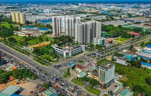 Provincia vietnamita de Binh Duong entre las 21 ciudades inteligentes del mundo - ảnh 1