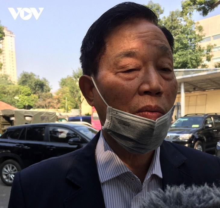 Ex viceprimer ministro Truong Vinh Trong: pionero en la lucha contra la corrupción - ảnh 2