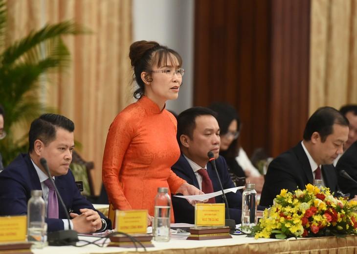 Vietnam por materializar el objetivo de ser un país poderoso en 2045 - ảnh 2