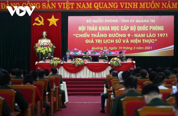 Enaltecen el significado de la Operación Lam Son 719 - ảnh 1