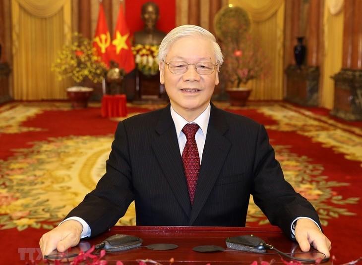 El Presidente de Vietnam ha cumplido con las tareas asignadas para el mandato 2016-2021 - ảnh 1