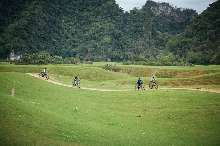 Estepa de Dong Lam: un destino ideal para hacer pícnic - ảnh 17