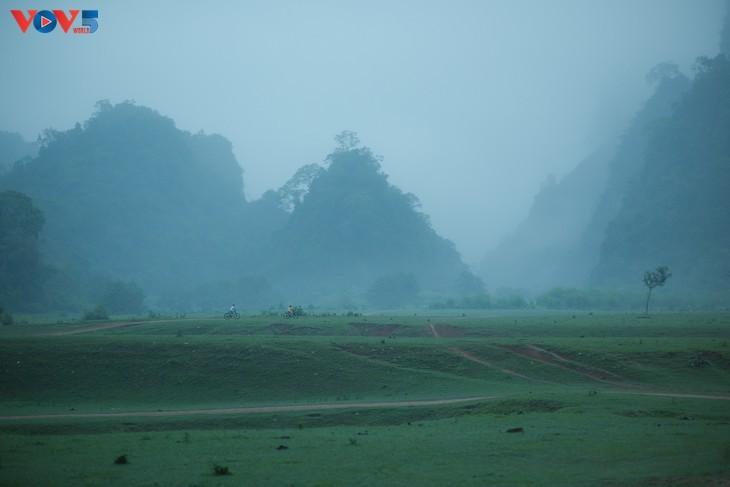 Estepa de Dong Lam: un destino ideal para hacer pícnic - ảnh 3