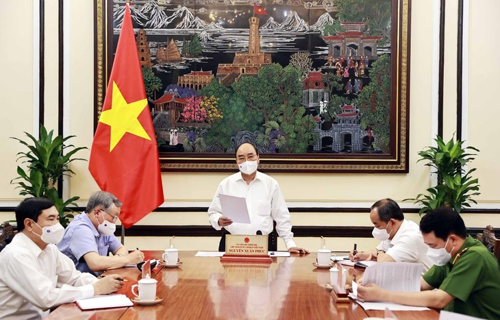 El presidente vietnamita evalúa el despliegue de la Ley de Amnistía de 2018 - ảnh 1