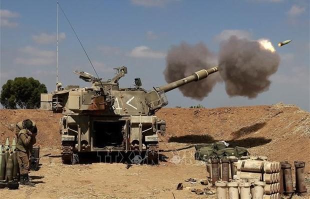 Vietnam condena los ataques contra los civiles en el conflicto israelí-palestino - ảnh 1