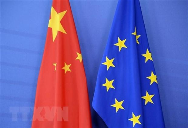 Parlamento Europeo rechaza avanzar en la ratificación del acuerdo de inversiones UE-China - ảnh 1