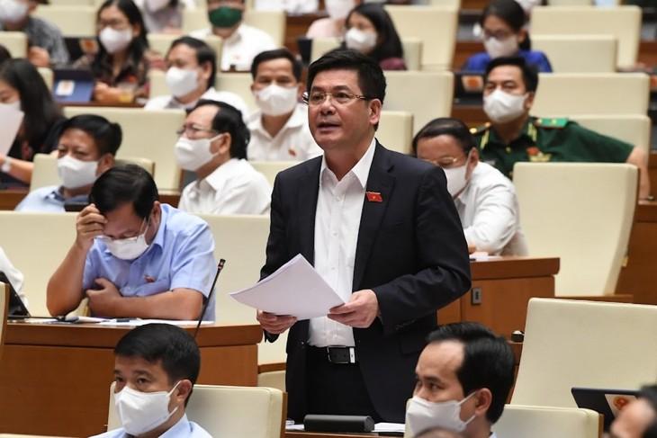 Parlamentarios vietnamitas apuntalan al combate anti-coronavirus para el desarrollo socioeconómico - ảnh 2