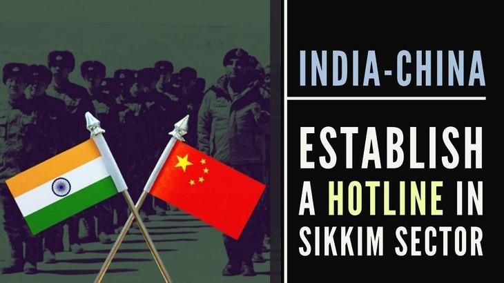 China y la India establecen nueva línea de emergencia militar - ảnh 1