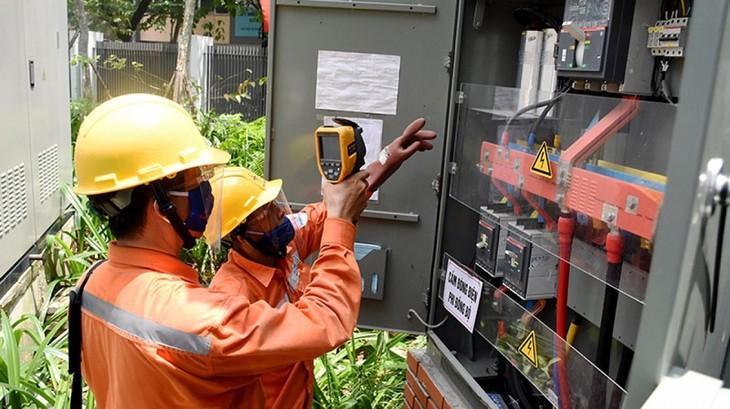 Gobierno vietnamita reduce tarifas de electricidad en medio del distanciamiento social - ảnh 1