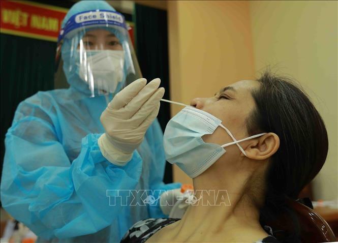 Vietnam confirma  13 321 nuevos contagiados de covid-19 - ảnh 1