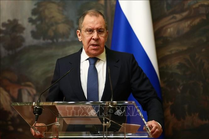 Rusia anuncia el plan de diálogo con Estados Unidos - ảnh 1