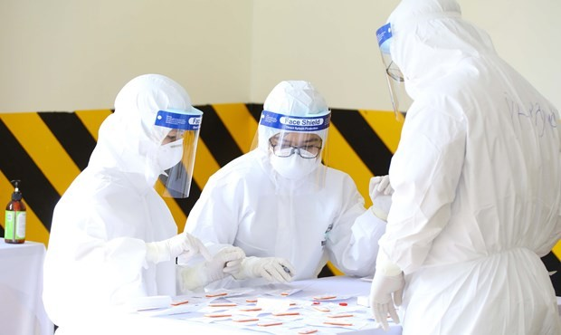 Covid-19 en Vietnam: Registran más de 10 mil contagiados nuevos en las últimas 24 horas - ảnh 1
