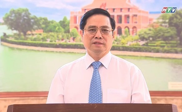 Gran unidad nacional motiva al pueblo vietnamita en la lucha contra el covid-19, afirma el premier - ảnh 1