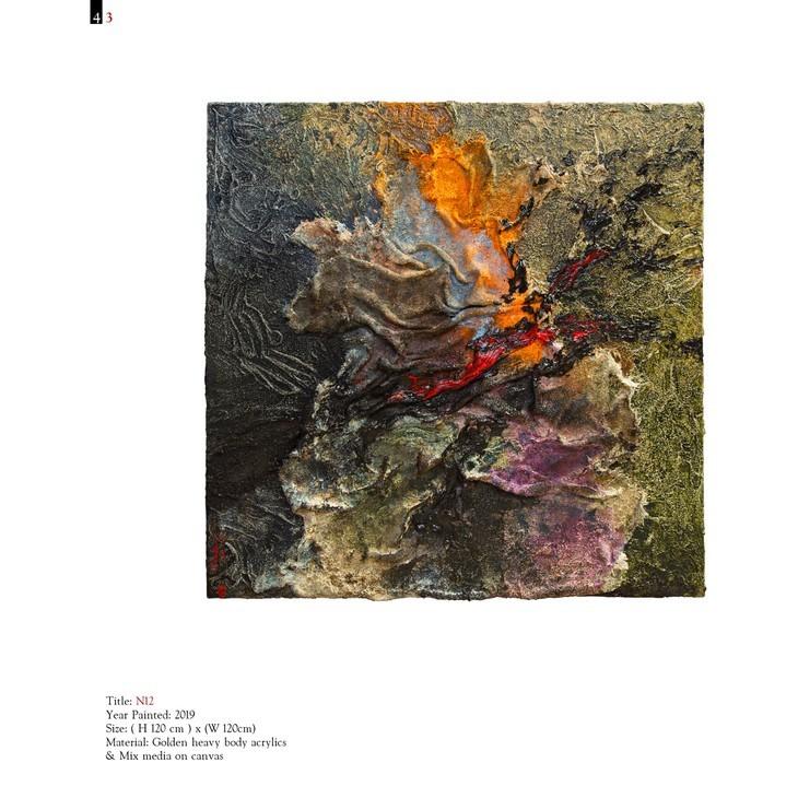 Henry Le, primer vietnamita en protagonizar una exposición de arte en Italia - ảnh 9