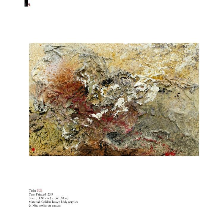 Henry Le, primer vietnamita en protagonizar una exposición de arte en Italia - ảnh 10