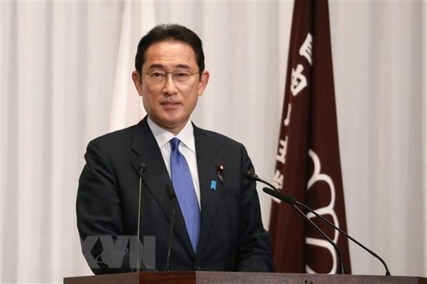 """El nuevo primer ministro japonés promete un nuevo """"capitalismo"""" - ảnh 1"""