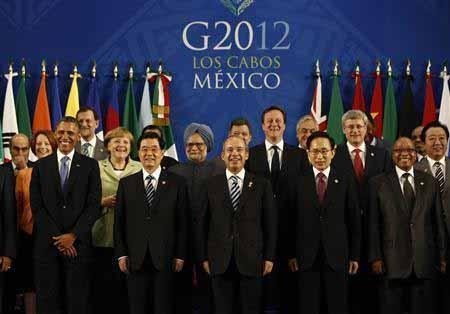 G20首脳会議が開幕 - ảnh 1