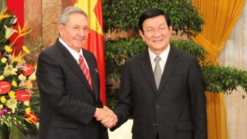 ベトナム・キューバ関係=新しい発展段階 - ảnh 2