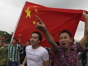 中国で反日デモが拡大 - ảnh 1