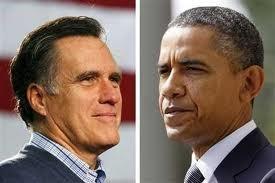 オバマ大統領の支持率、ロムニー氏へのリードが5%に縮小=調査 - ảnh 1