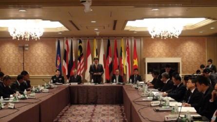 日本・ASEAN国防次官級会合開幕 - ảnh 1