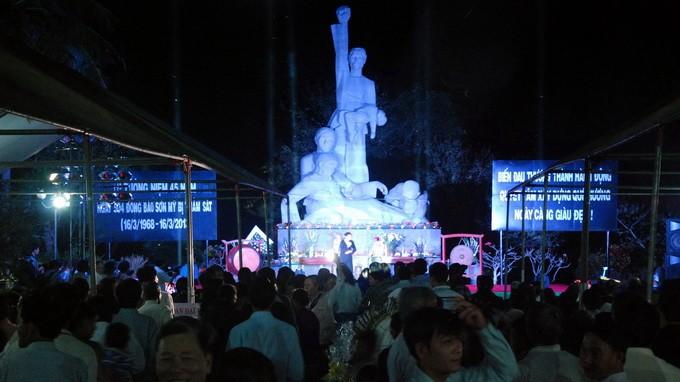 ソンミ村虐殺45周年 - ảnh 1