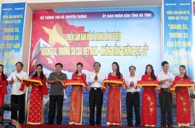 国内各地、「ベトナム海洋・島嶼週間2013」に対応 - ảnh 1