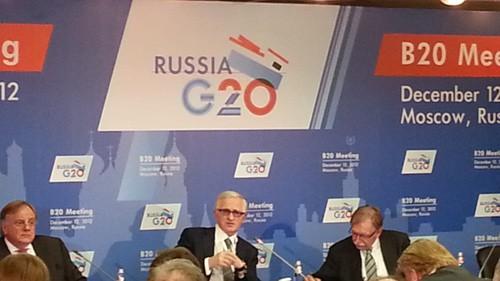 G20、雇用問題解決を念頭に - ảnh 1