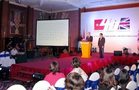 ホーチミン市、越英国交樹立記念式典開催 - ảnh 1