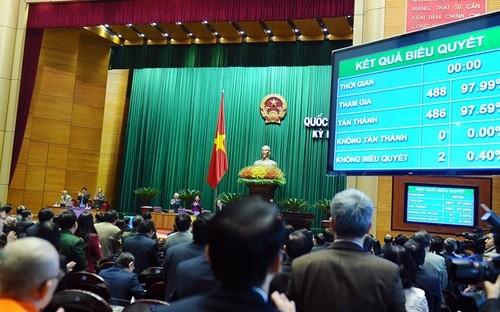 立法研究院、新憲法でシンポ開催 - ảnh 1