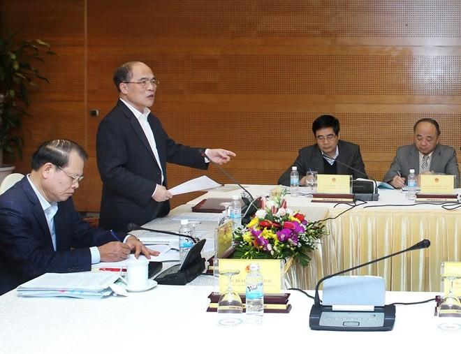 フン国会議長、農業農村発展が戦略的任務 - ảnh 1