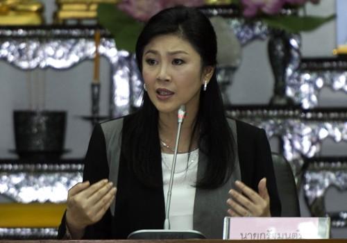 タイ首相、退陣要求拒否 - ảnh 1