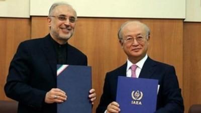 IAEA事務次長、イラン核「疑惑解明の第一歩」 - ảnh 1