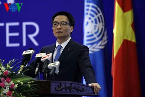 ベトナム、平和維持センター発足 - ảnh 1
