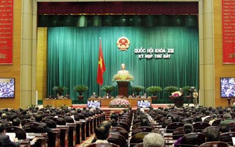 国会、公証法改正案を採択 - ảnh 1