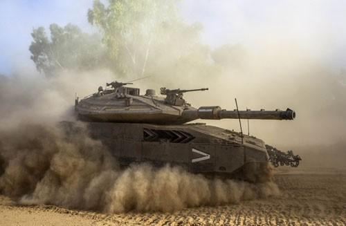 ガザの地上戦、イスラエル内にも拡大 ハマス戦闘員が侵入 - ảnh 1