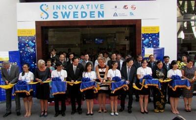 「イノベーション・スウェーデン」展示、始まる - ảnh 1