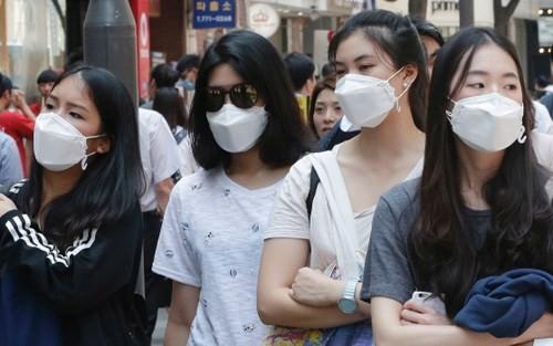 MERS、韓国政府が病院名公表 感染拡大で方針転換  - ảnh 1