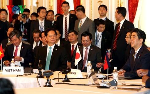 ズン首相、第7回日・メコンサミットに出席 - ảnh 1
