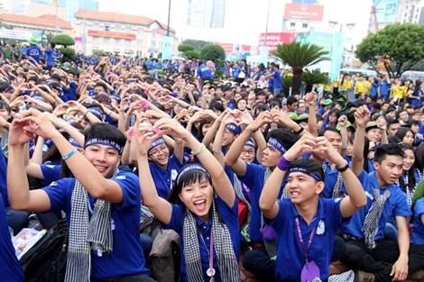 ホーチミン市の学生8万人、夏休みのボランティアに参加 - ảnh 1
