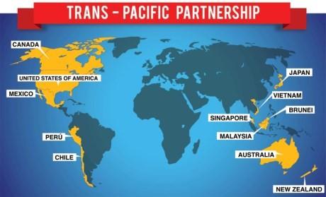 参加12カ国、TPP協定案文を公表  - ảnh 1