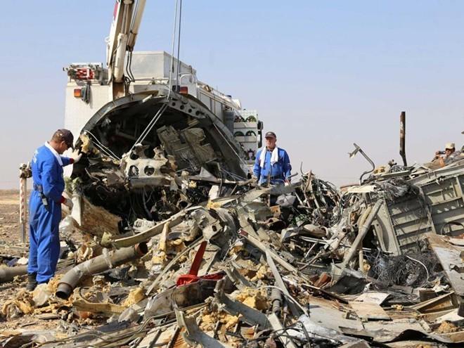 ロシア旅客機、事故原因の新しい情報 - ảnh 1