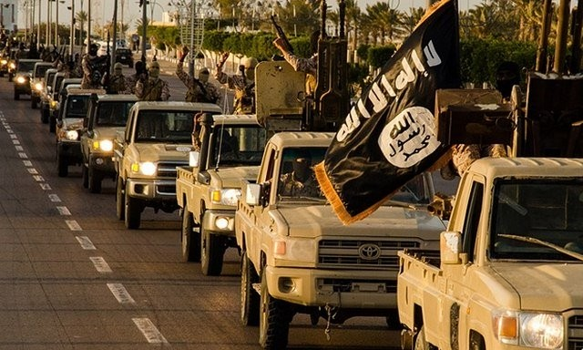 対IS国際会議 来年1月に開催 - ảnh 1